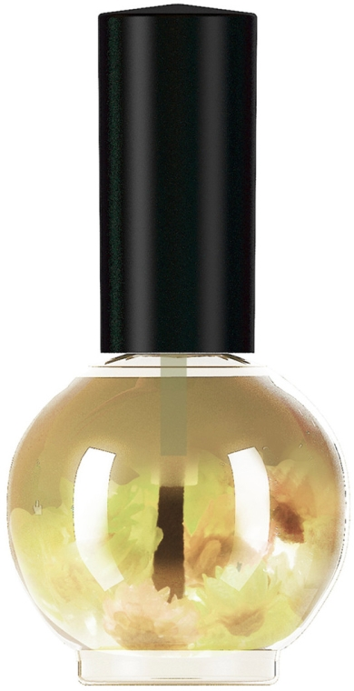 """Цветочное масло для ногтей и кутикулы """"Кокос"""" - Naomi Cuticle Oil"""