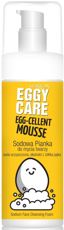 Мусс длля умывания - Marion Eggy Care Cellent Mousse