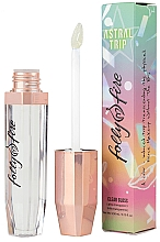 Духи, Парфюмерия, косметика Блеск для губ - Folly Fire Astral Trip Iridescent Lip Gloss