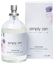 Духи, Парфюмерия, косметика Ароматический спрей - Z. One Concept Simply Zen Sensorials Cocooning Ambient Fragrance Spray
