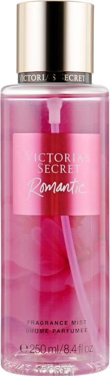 Парфюмированный спрей для тела - Victoria's Secret Romantic Fragrance Body Mist