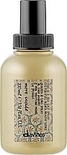 Духи, Парфюмерия, косметика Спрей с морской солью для объемных свободных укладок - Davines More Inside Sea Salt Spray