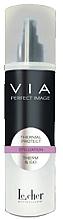 Духи, Парфюмерия, косметика Спрей термозащитный для волос - Lecher Professional Via Therm&Go Spray