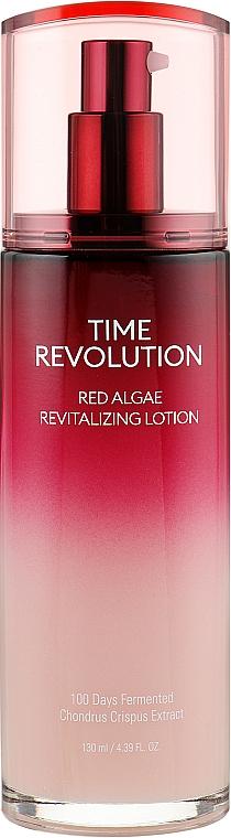 Лосьон c экстрактом красных водорослей - Missha Time Revolution Red Algae Revitalizing Lotion
