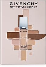 Духи, Парфюмерия, косметика Набор пробников - Givenchy Teint Couture Everwear (4x1ml)