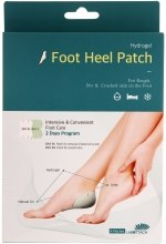 Духи, Парфюмерия, косметика Патч для удаления огрубевшей кожи на пяточках - Wooshin Labottach Hydrogel Foot Heel Patch