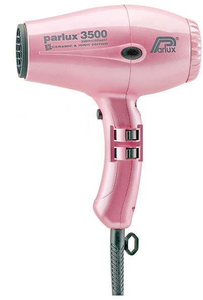 Фен для волос, розовый - Parlux 3500 Ionic Pink