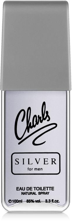 Sterling Parfums Charls Silver For Men - Туалетная вода