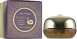 Духи, Парфюмерия, косметика Крем для лица с экстрактом королевской улитки - FarmStay Escargot Noblesse Intensive Cream