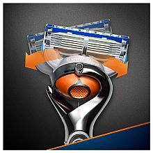 Бритва с 1 сменной кассетой - Gillette Fusion ProGlide Power Flexball — фото N5