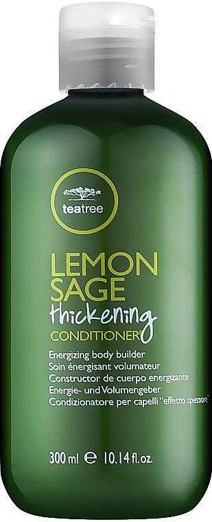 Кондиционер на основе экстракта чайного дерева, лимона и шалфея - Paul Mitchell Tea Tree Lemon Sage Thickening Conditioner
