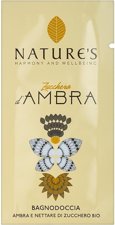 Nature's Zucchero d'Ambra - Гель для душа (пробник)