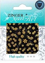 Духи, Парфюмерия, косметика Наклейки для дизайна ногтей, fda-177 - Zinger Nail Art Sticker