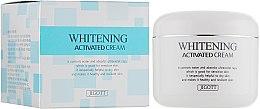 Духи, Парфюмерия, косметика Осветляющий крем для лица - Jigott Whitening Activated Cream