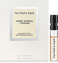 Духи, Парфюмерия, косметика Van Cleef & Arpels Ambre Imperial - Парфюмированная вода (пробник)