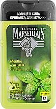 Парфумерія, косметика Гель-шампунь для чоловіків - Le Petit Marseillais