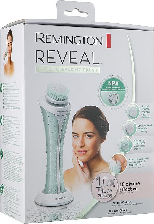 Косметическая щеточка для лица - Remington FC1000 Reveal Facial Cleansing Brush