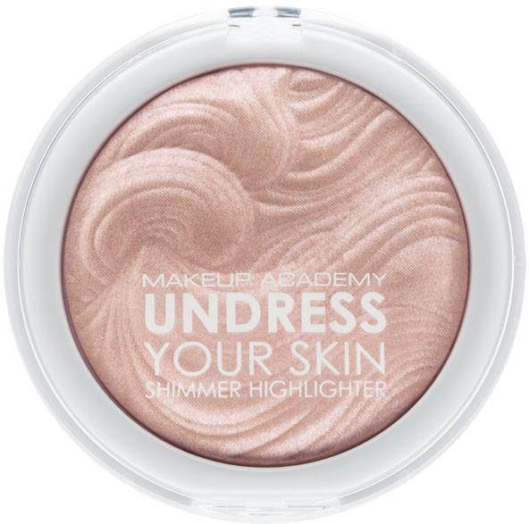Хайлайтер для лица - MUA Undress Your Skin Shimmer Highlighter Powder