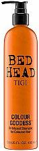 Духи, Парфюмерия, косметика Усиливающий цвет шампунь - Tigi Bed Head Colour Goddess Oil Infused Shampoo