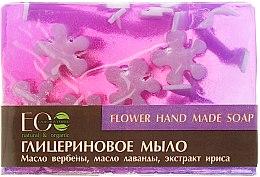 Духи, Парфюмерия, косметика Глицериновое мыло - ECO Laboratorie Flower Hand Made Soap