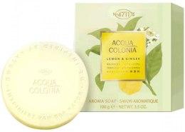 Духи, Парфюмерия, косметика Maurer & Wirtz №4711 Acqua Colonia Lemon and Ginger - Парфюмированное мыло