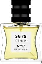 Духи, Парфюмерия, косметика SG79 STHLM №17 - Парфюмированная вода (пробник)