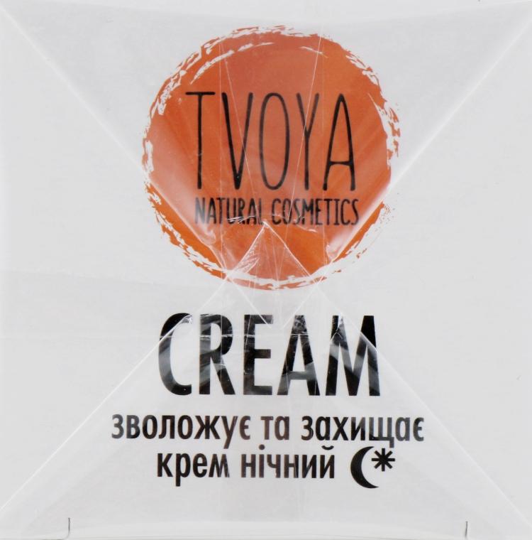 Крем ночной для лица - TVOYA Night Cream — фото N3