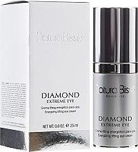 Духи, Парфюмерия, косметика Энергетический лифтинг-крем для кожи и вокруг глаз - Natura Bisse Diamond Extreme Eye