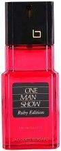 Духи, Парфюмерия, косметика Bogart One Man Show Ruby Edition - Туалетная вода (тестер с крышечкой)