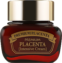 Духи, Парфюмерия, косметика Антивозрастной крем с плацентой - 3w Clinic Premium Placenta Age Intensive Cream