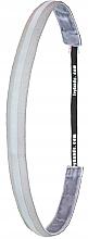Духи, Парфюмерия, косметика Обруч-резинка для волос «Light Silver Reflectiv» - Ivybands