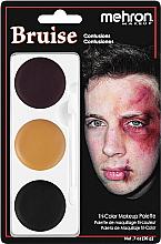 Духи, Парфюмерия, косметика УЦЕНКА Набор кремового грима для образа - Mehron Tri-Color Makeup Palette *