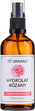 Духи, Парфюмерия, косметика Натуральная розовая вода - Shamasa Rose Water