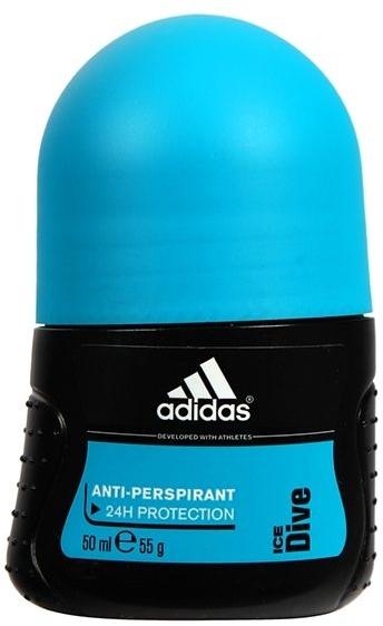 Adidas Ice Dive 24H - Роликовый дезодорант