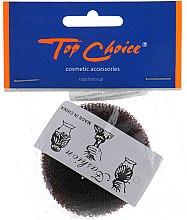 Духи, Парфюмерия, косметика Валик для прически 20346, коричневый, размер S - Top Choice