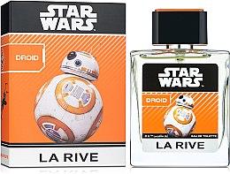 Духи, Парфюмерия, косметика La Rive Star Wars Droid - Туалетная вода