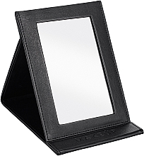 Парфумерія, косметика Дзеркало-книжка косметичне, чорне - MakeUp Tabletop Cosmetic Mirror Black
