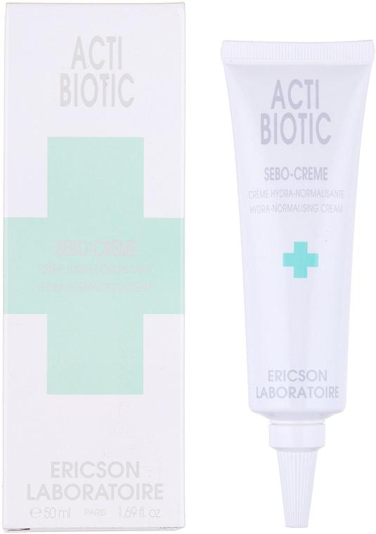 Увлажняющий противовоспалительный Себо-Крем - Ericson Laboratoire Acti-Biotic Hydra-Normalising Sebo-Cream