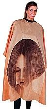 Духи, Парфюмерия, косметика Пеньюар парикмахерский на магнитной застежке, 02632/64 - Eurostil
