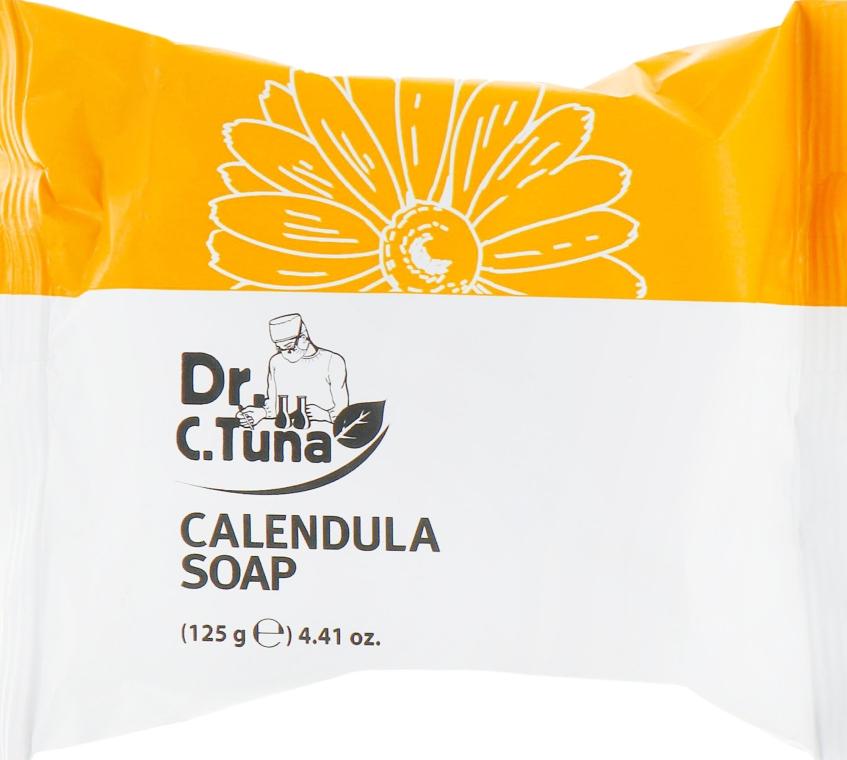 Натуральное мыло с маслом календулы - Farmasi Dr. C. Tuna Calendula Soap