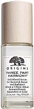 Духи, Парфюмерия, косметика Сыворотка для лица придающая сияние - Origins Three Part Harmony Oil-Infused Serum