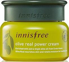 Духи, Парфюмерия, косметика Крем для лица с экстрактом оливы - Innisfree Olive Real Power Cream