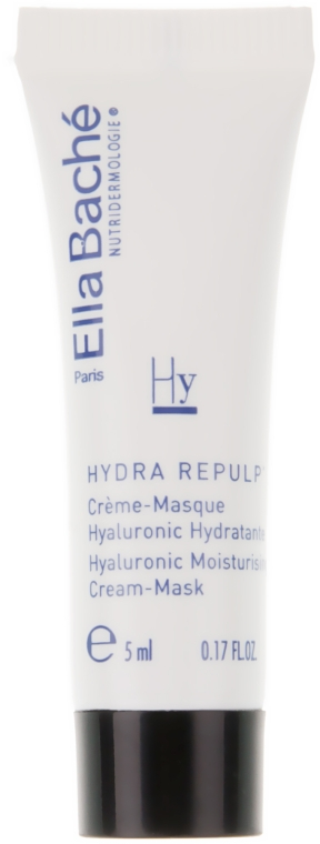 Крем-маска интенсивно увлажняющая - Ella Bache Hydra Repulp Hyaluronic Moisturising Cream-Mask (пробник)