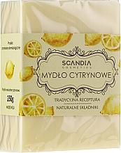 "Духи, Парфюмерия, косметика Мыло ""Лимон"" - Scandia Cosmetics"