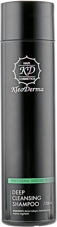 Шампунь для глубокой очистки волос - Kleoderma Professional Hair Care