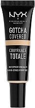 Духи, Парфюмерия, косметика Универсальный консилер - NYX Professional Makeup Gotcha Covered Concealer