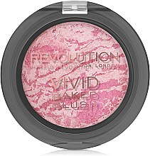 Духи, Парфюмерия, косметика Румяна запеченные - Makeup Revolution Vivid Baked Blush