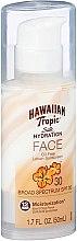 Духи, Парфюмерия, косметика Солнцезащитный крем для лица - Hawaiian Tropic Silk Hydration Face Oil Free Lotion Sunscreen SPF 30