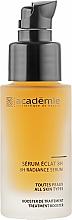 """Духи, Парфюмерия, косметика Абрикосовая сыворотка для лица """"8 часов сияния"""" - Academie Visage 8h Radiance Serum"""