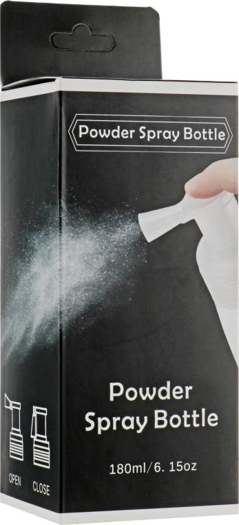 Распылитель для пудровых текстур, 13831, пластиковый - SPL